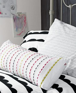 Color Pop Lumbar Pillow by Hanna Andersson