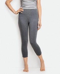 Signature Capri Leggings by Hanna Andersson