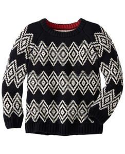 Winter Wonderful Sweater by Hanna Andersson
