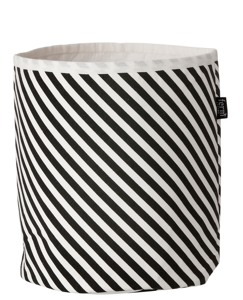 Organic Cotton Stripe Basket by Hanna Andersson