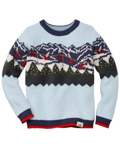 Ski Norrland Sweater by Hanna Andersson