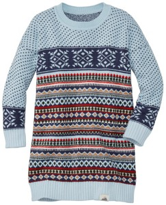 Ski Norrland Tunic Sweater Dress by Hanna Andersson
