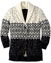 Winter Wonderful Sweater Coat by Hanna Andersson