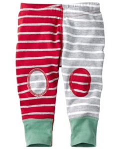 Stripe Happy Wiggle Pants in Organic Cotton by Hanna Andersson