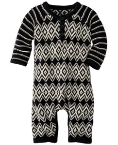 Winter Wonderful Romper by Hanna Andersson