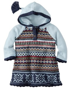 Ski Norrland Sweater Dress by Hanna Andersson