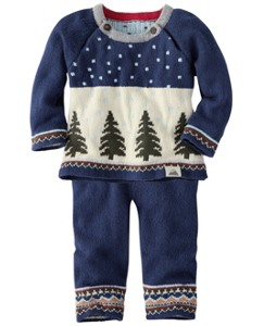 Ski Norrland Sweater Set by Hanna Andersson