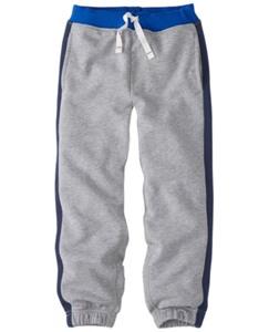 Side Stripe Sweats in 100% Cotton by Hanna Andersson