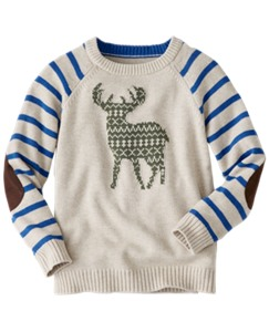 Critter Sweaters by Hanna Andersson