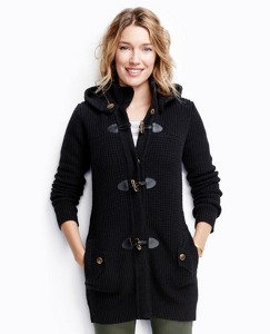 Heritage Lambswool Sweater Coat by Hanna Andersson