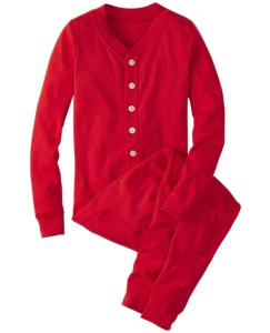 Union Suit Pajamas in Organic Cotton by Hanna Andersson