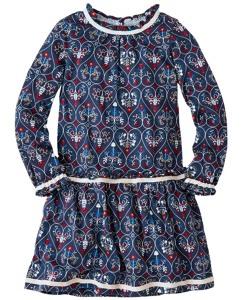 Ruffly Dropwaist Dress by Hanna Andersson