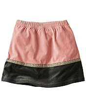 City Bells Velveteen Skirt by Hanna Andersson