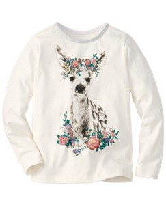 Critter Art Tees by Hanna Andersson