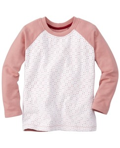 Lace Front Sweatshirt by Hanna Andersson