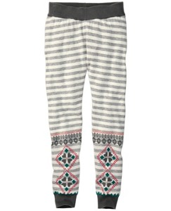 Cozy Sweater Leggings by Hanna Andersson
