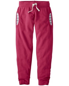 Skinny Sweats in 100% Cotton by Hanna Andersson