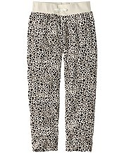 Skinny Velour Pants by Hanna Andersson