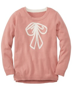 Hi-Lo Intarsia Sweater by Hanna Andersson