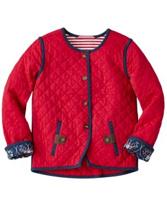 Scandi Quilted Jacket by Hanna Andersson