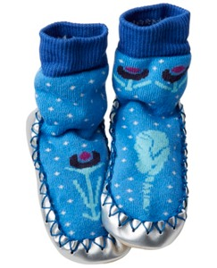 Disney Frozen Slipper Moccasins by Hanna Andersson