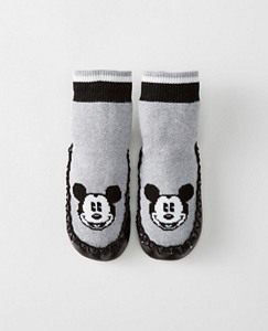 Disney Mickey Mouse Slipper Moccasins by Hanna Andersson