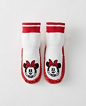 Disney Mickey Mouse Kids Slipper Moccasins by Hanna Andersson