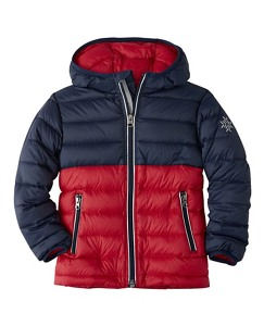 Superlight Colorblock Down Jacket by Hanna Andersson