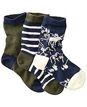 Winter Cozy Sock Set by Hanna Andersson