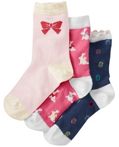 Pitter Pattern Sock Set by Hanna Andersson