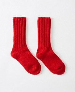 Kids Cozy Woolly Camp Socks by Hanna Andersson