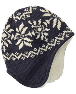 North Star Sweater Cap by Hanna Andersson