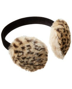Furry Ear Muffs by Hanna Andersson