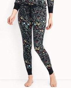 PJ Pants In Organic Cotton by Hanna Andersson