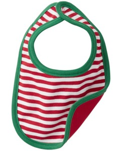 Reversible Bib In Organic Cotton by Hanna Andersson
