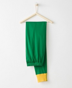 Long John Pajama Pant In Organic Cotton by Hanna Andersson