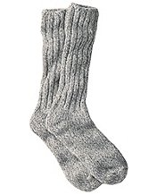 Adult Cozy Woolly Camp Socks by Hanna Andersson