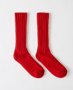 Cozy Woolly Camp Socks by Hanna Andersson