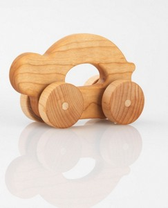 Handmade Hopper Jalopy Wooden Toys by Hanna Andersson