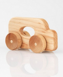 Handmade Hopper Jalopy Wooden Toy By Tree Hopper