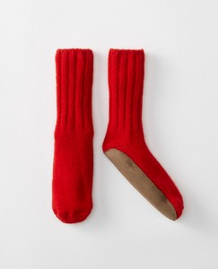 Kids Woolly Sock Moccasins by Hanna Andersson