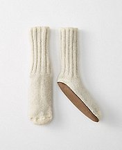 Woolly Sock Moccasins by Hanna Andersson