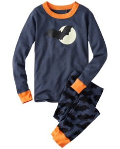 Glow In The Dark Pajamas In Organic Cotton by Hanna Andersson
