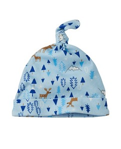 Baby Snug As A Bug Beanie In Organic Cotton by Hanna Andersson