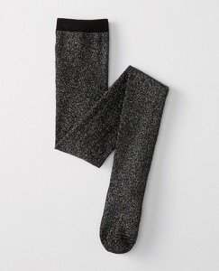 Girls Glitter Tights by Hanna Andersson
