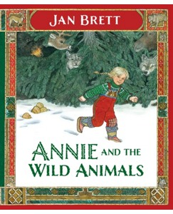 Annie and the Wild Animals by Hanna Andersson
