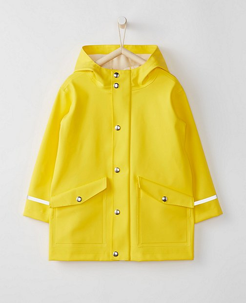 Kids Hello Rain 100% Waterproof Jacket | Girls Outerwear