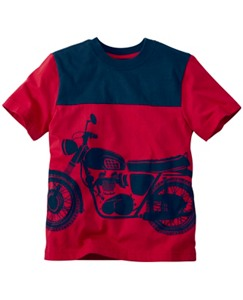 Vroom Tee by Hanna Andersson