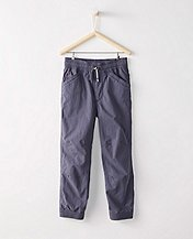 Boys Canvas Joggers by Hanna Andersson
