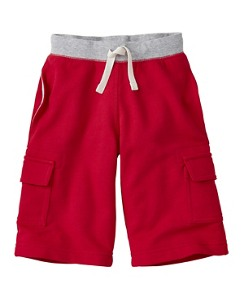 Cargo Skate Shorts by Hanna Andersson